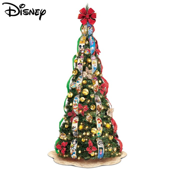 best loved 92ee7 4e0c4 Ultimate Disney 'Wondrous Christmas' Pull-Up Tree