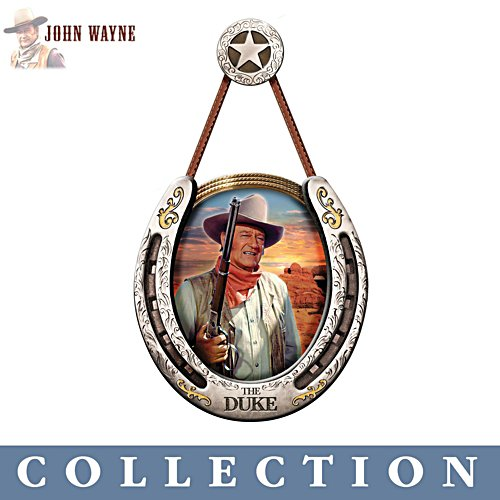 'John Wayne: Thundering Justice' Wall Décor Collection