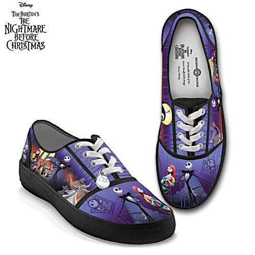 Disney Tim Burton 'The Nightmare Before Christmas' Ladies' Shoes