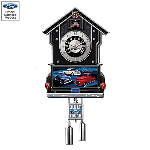 Ford F-Series Audible Illuminated Cuckoo Clock