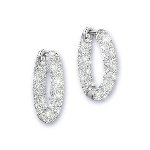 'Love's Whisper' Diamond Earrings