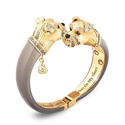 'Sophistipups' Schnauzer Bracelet