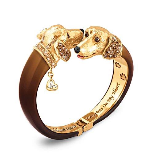 'Sophistipups' Dachshund Bracelet