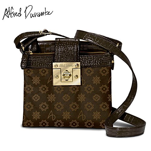 Alfred Durante 'Central Park' Signature Crossbody Bag