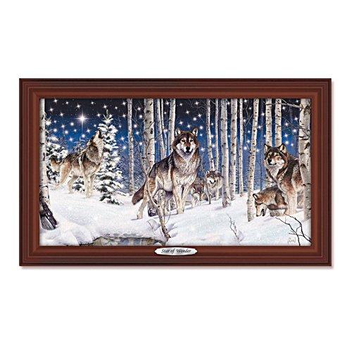 Im Reich der Wölfe – Wandbild