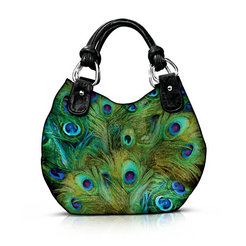 'Pretty As A Peacock' Handbag