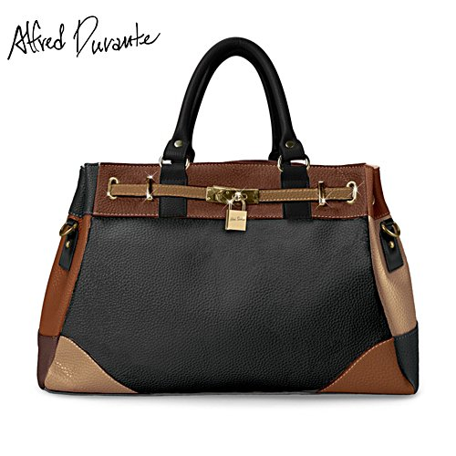 Alfred Durante 'The Manhattan' Gallery Handbag