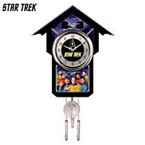 STAR TREK™ Cuckoo Clock