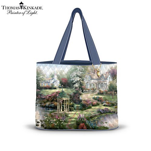 Thomas Kinkade 'Classics' Tote Bag