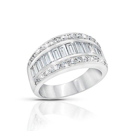 'Diamonesk® Delight' Ladies Ring