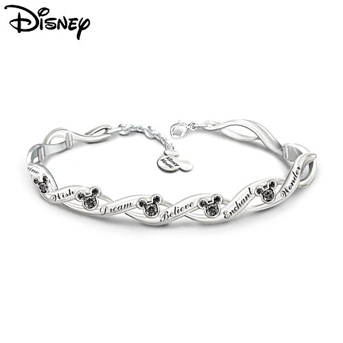 Disney 'Magical Wishes' Swarovski® Crystal Bracelet