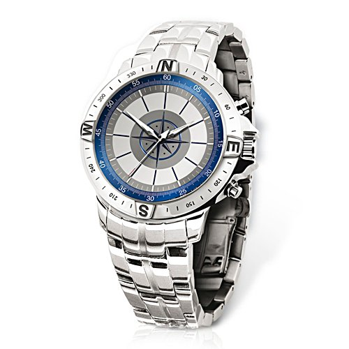 'Forge Your Own Path, My Son' Men's Watch
