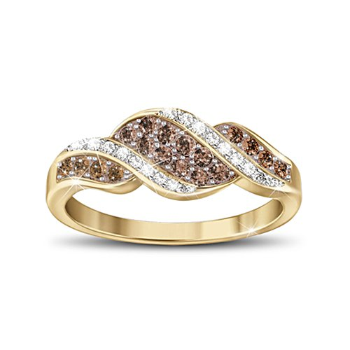'Sweet Decadence' Diamond Ring