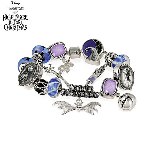 Disney Tim Burton 'The Nightmare Before Christmas' Bracelet