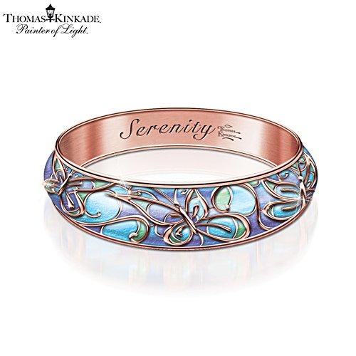 Thomas Kinkade 'Serenity' Bracelet