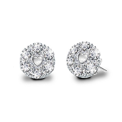 'Precious Daughter' Diamond Earrings