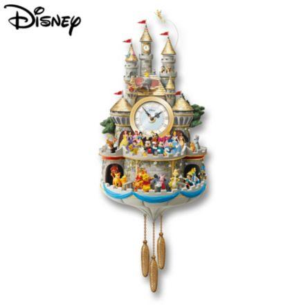 Officially Licensed Disney Cuckoo Wall Clock Disney