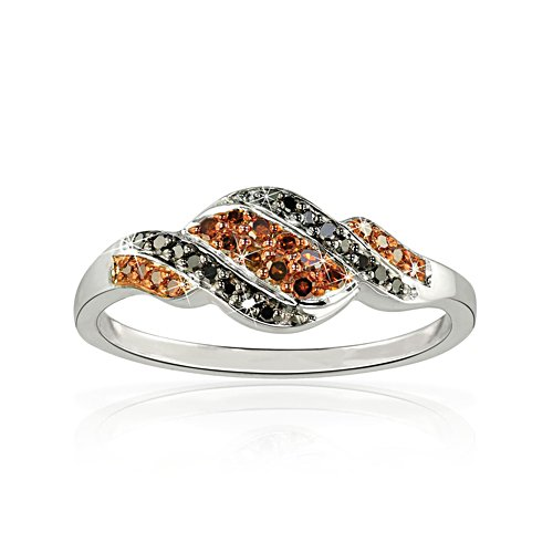 'Tango Twist' Diamond Ring