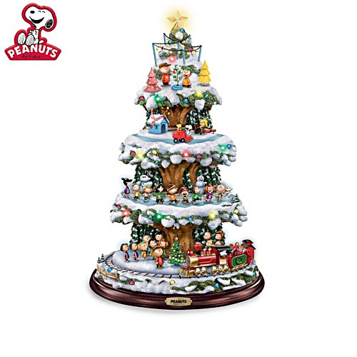 PEANUTS™ Christmas Tabletop Tree