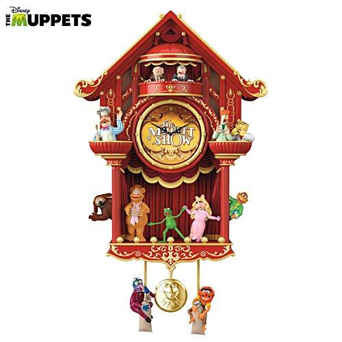 Disney 'The Muppet Show' Cuckoo Clock
