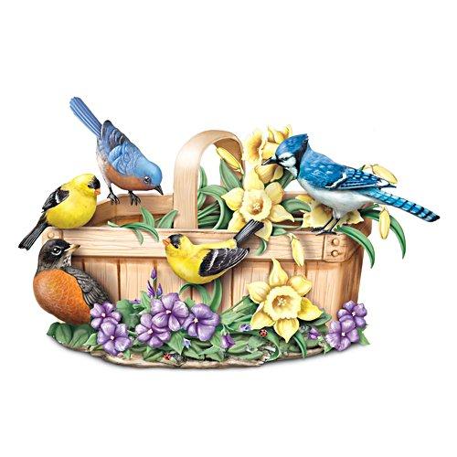 'Springtime Serenade' Birdsong Sculpture