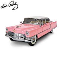 Elvis Presley™ 1955 Pink Cadillac Sculpture