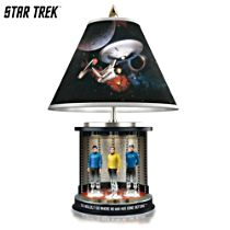 STAR TREK™ Transporter Lamp