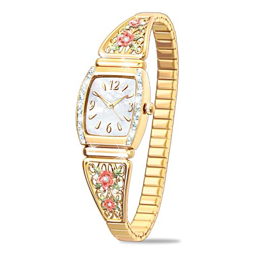'The American Rose' Women's Watch