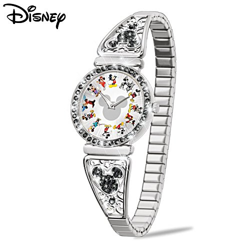 Disney 'Mickey Through The Years' Ladies Watch