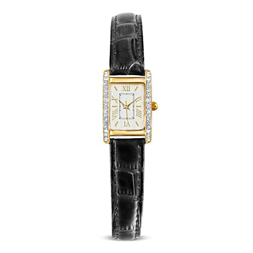 'Enduring Classic' Women's Designer Tank Watch