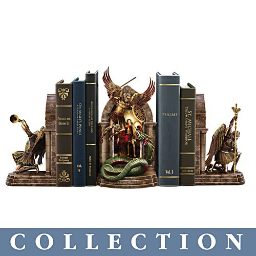 'The Power And The Glory' Bookends Collection