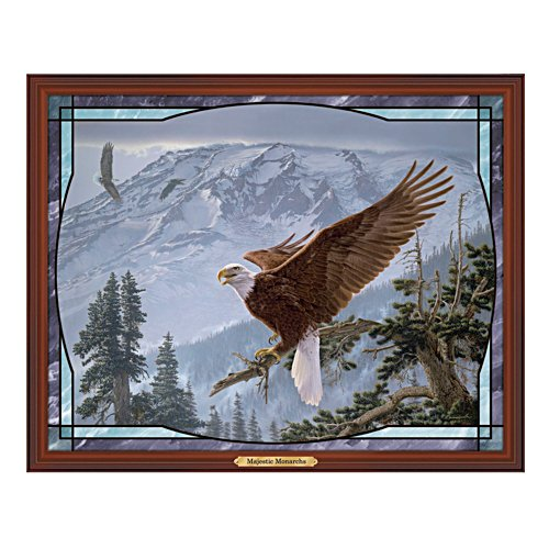 'Majestic Monarchs' Eagle Wall Decor
