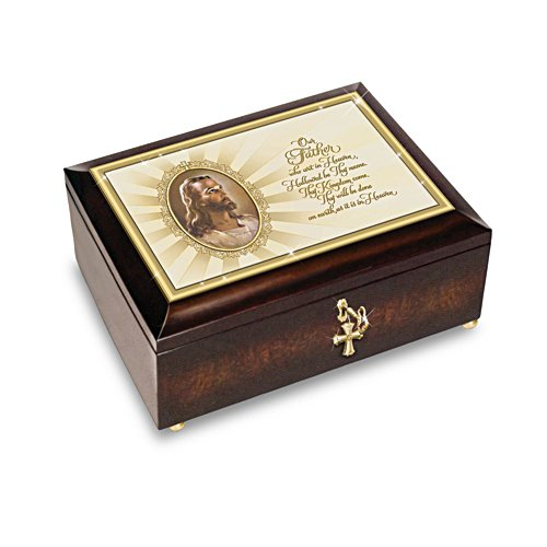 'The Lord's Prayer' Music Box