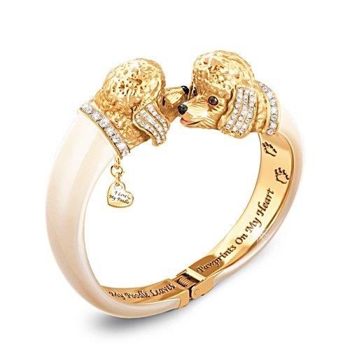 'Sophistipups' Poodle Bracelet