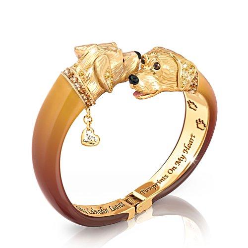'Sophistipups' Labrador Bracelet