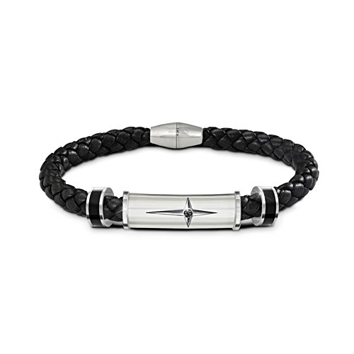 'Foundation Of Faith' Men's Bracelet