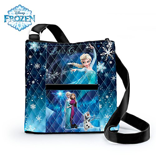 Disney FROZEN 'Let It Go' Crossbody Bag