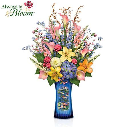 Claude Monets Blumen-Boquet