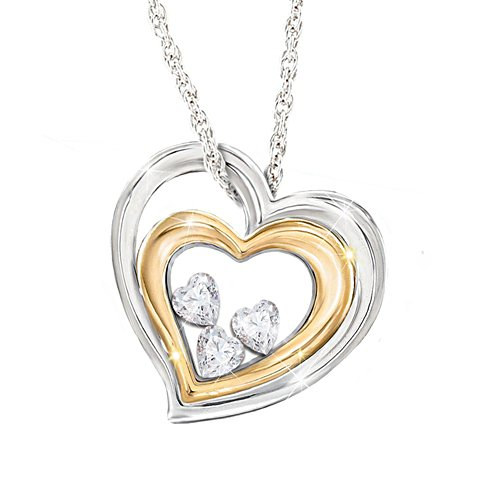 'Window To My Heart' Pendant