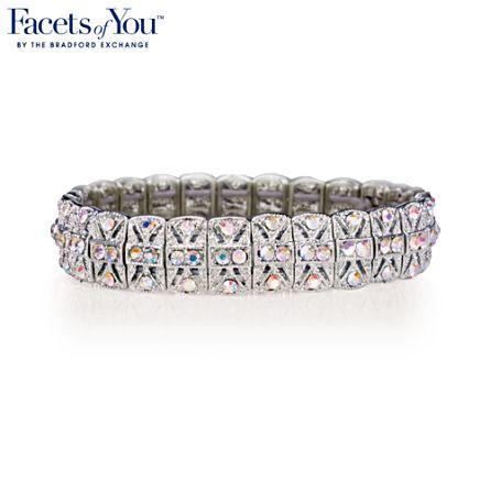 Sophia S Garden Stretch Bracelet