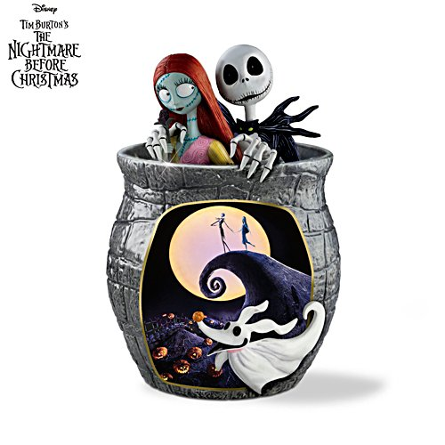 Disney Tim Burton 'The Nightmare Before Christmas' Cookie Jar