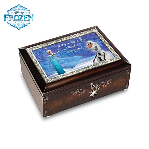 Disney FROZEN 'Do You Want To Build A Snowman' Music Box