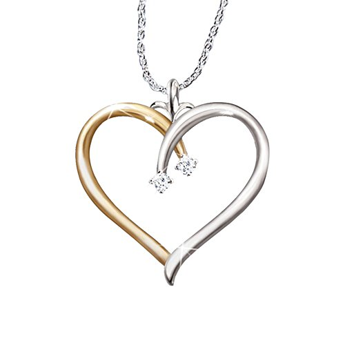 'My Darling Granddaughter' Diamond Pendant