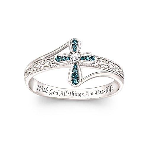 'Celestial Grace' Ladies' Diamond Ring