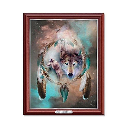 Carol Cavalaris 'Awakening Dreams' Illuminated Canvas
