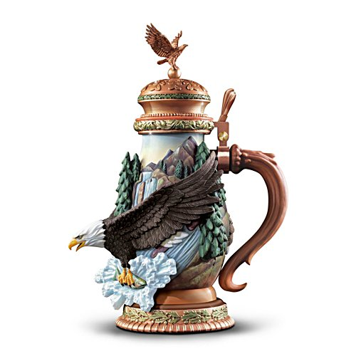 'Freedom's Flight' Eagle Stein