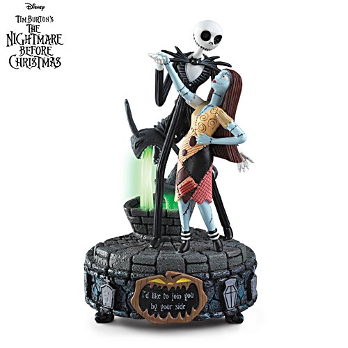 Nightmare Before Christmas 'Join You By Your Side' Music Box