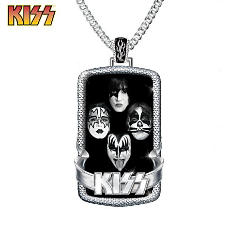 KISS® Men's Pendant