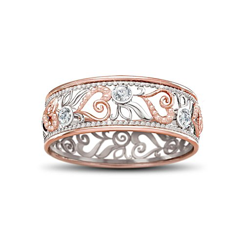 'Forever In Love' Diamond Eternity Ladies' Ring