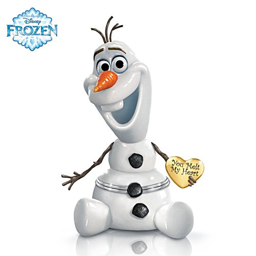 Disney FROZEN Olaf 'You Melt My Heart' Music Box